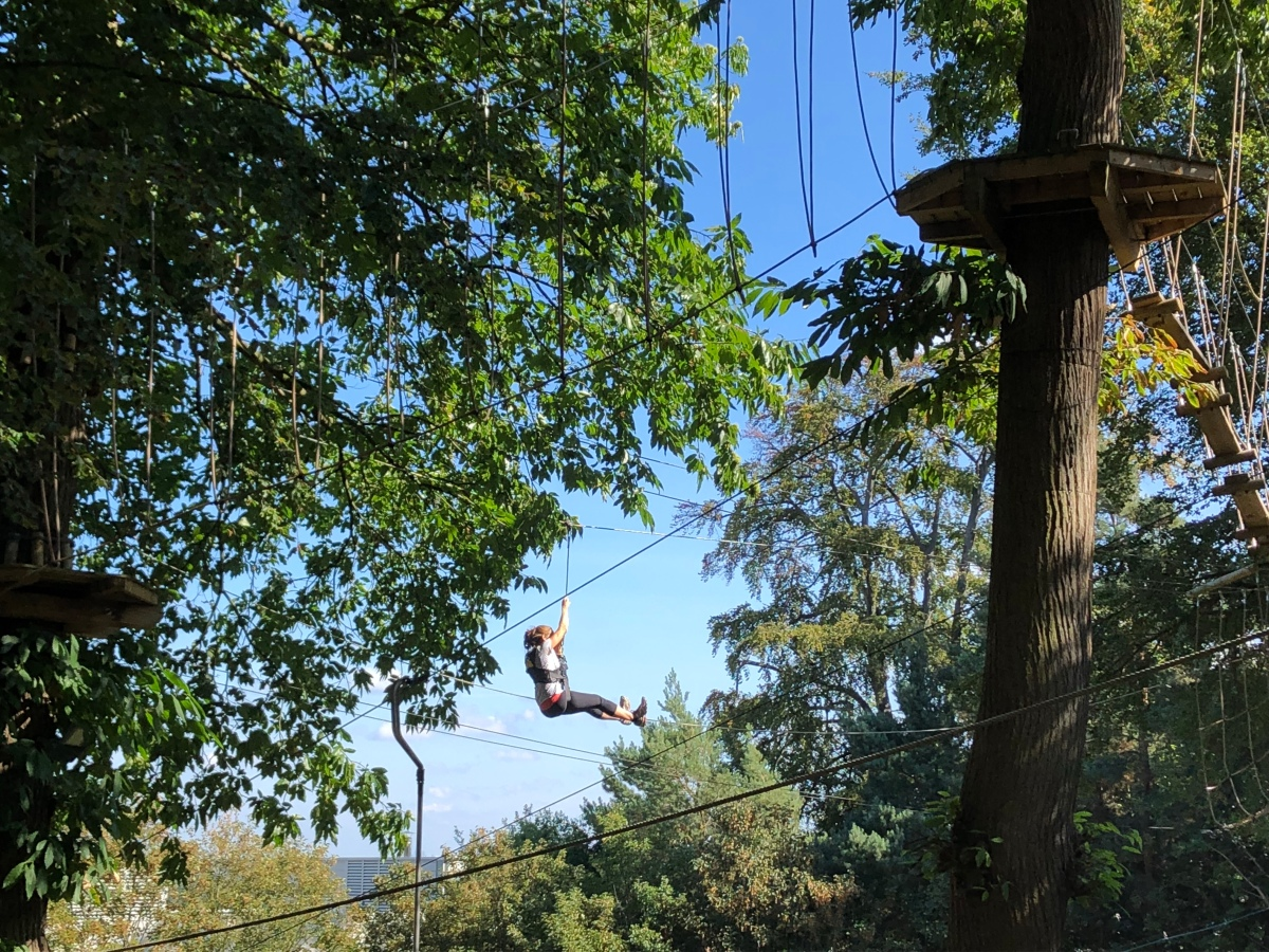 SKYWALKING in Surrey: Taking The Treehouse to the treetops